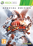 Street Fighter X Tekken Special Edition Xbox 360