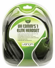 VX Comms Elite Gaming Headset Accessories