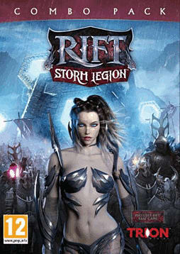 Rift: Storm Legion Combo Pack PC Games Cover Art