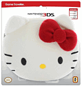 Hello Kitty Plush Carry Case for Nintendo DS Toys and Gadgets