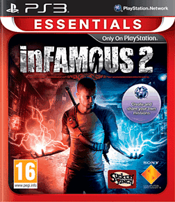 Infamous 2 (PS3 Essentials) PlayStation 3