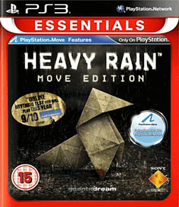 Heavy Rain (PS3 Essentials) PlayStation 3 Cover Art
