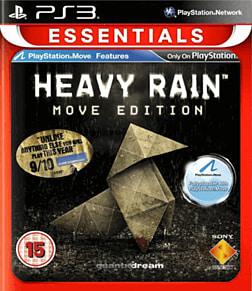 Heavy Rain (PS3 Essentials) PlayStation 3 Cover Art