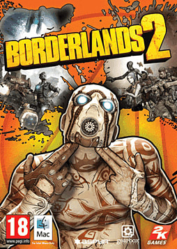 Borderlands 2 (MAC) Mac Cover Art