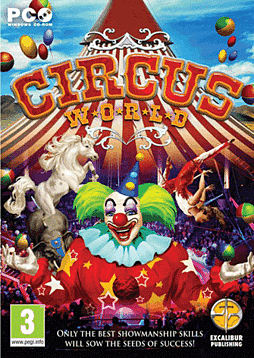 Circus World PC Games Cover Art
