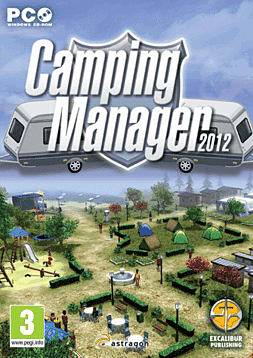 Camping Manager PC Games Cover Art