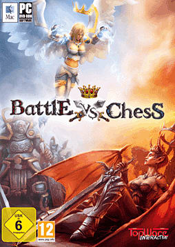 Battle vs Chess PC Games Cover Art