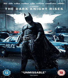 The Dark Knight Rises Blu-Ray