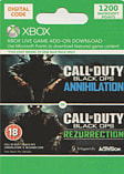 Call of Duty: Black Ops - Rezzurection & Annihilation Xbox Live