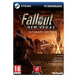 Fallout New Vegas: Ultimate Edition PC Games Cover Art