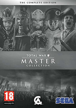 Total War Master Collection PC Games Cover Art