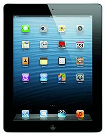 iPad 4 with Retina Display Black 32GB WiFi (Grade B) Electronics