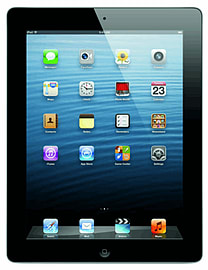 iPad 4 with Retina Display Black 64GB WiFi (Grade B) Electronics