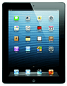 iPad with Retina Display 64GB Wi-Fi + Cellular Black Electronics
