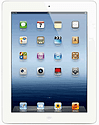 iPad with Retina Display 64GB Wi-Fi White Electronics