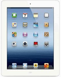 iPad 4 with Retina Display White 64GB WiFi + 4G (Grade B) Electronics