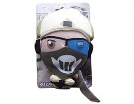 Ghost Recon Kozak Keyring Plush, Medium Sku Format Code
