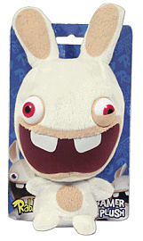 Raving Rabbids Medium Plush Toys and Gadgets