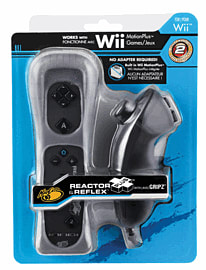 Wii Reactor Plus (Black) Accessories