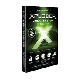 Xploder Cheats System Ultimate Edition Microsoft Xbox 360 UK Accessories