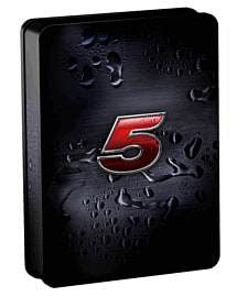 Dead Or Alive 5: Collector's Edition Playstation-3