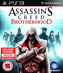 Assassin's Creed Brotherhood Playstation 3