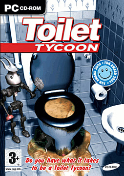 Toilet Tycoon PC Games Cover Art