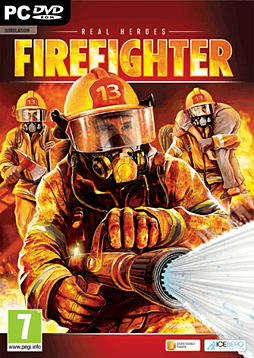 Real Heroes Firefighter PC Games Cover Art