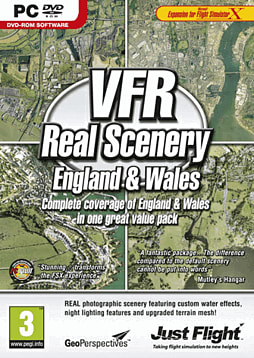 VFR Real Scenery England & Wales PC Games