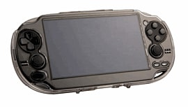 PS Vita Armorshell Clear Accessories