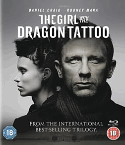 Girl with the Dragon Tattoo Blu-Ray