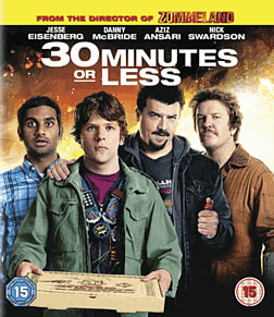 30 Minutes Or Less Blu-Ray