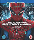The Amazing Spider-Man 3D Blu-Ray