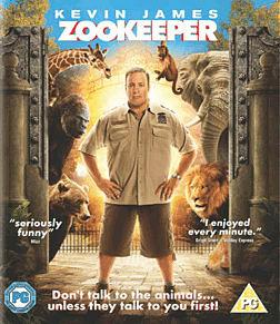 The Zookeeper Blu-Ray