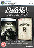 Fallout 3/Oblivion Double Pack PC Games