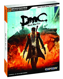 DmC: Devil May Cry Strategy Guide Strategy Guides and Books