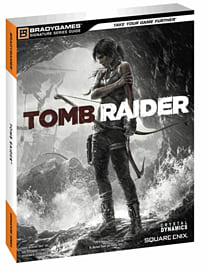 Tomb Raider Official Signature Series Strategy Guide Strategy Guides and Books