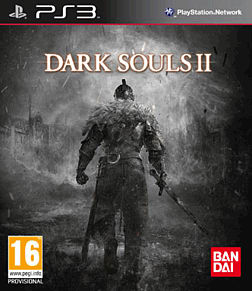 Dark Souls II PlayStation 3 Cover Art