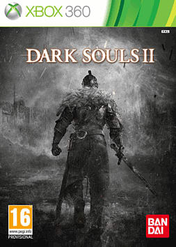 Dark Souls II Xbox 360 Cover Art