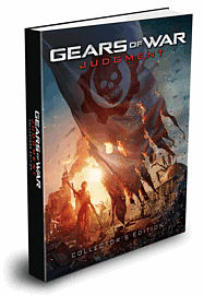 Gears of War: Judgment Collector's Edition Strategy Guide Strategy Guides and Books
