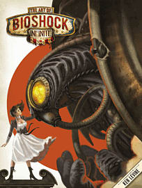 The Art of Bioshock Infinite Strategy Guides and Books