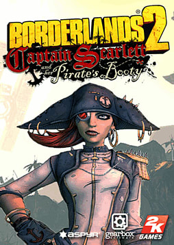 Borderlands 2: Captain Scarlett and her Pirate's Booty (MAC) Mac