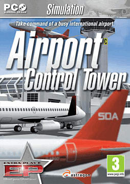 Airport Control Tower PC Games Cover Art