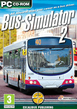 Bus Simulator 2 PC Games Cover Art