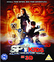 Spy Kids 4: All The Time In The World (Blu-ray 3D) Blu-Ray