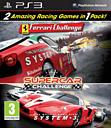 Ferrari Challenge: Trofeo Pirelli & Supercar Challenge Playstation 3