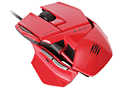 Mad Catz R.A.T.3 Mouse - Red Accessories