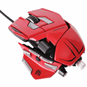 Mad Catz R.A.T.7 Mouse - Red Accessories