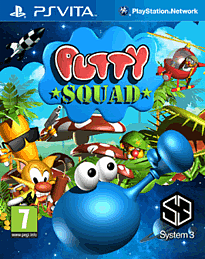 Putty Squad PS Vita Cover Art