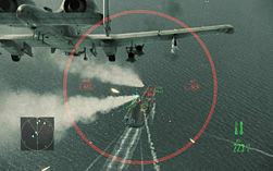 Ace Combat Assault Horizon Enhanced Edition screen shot 1